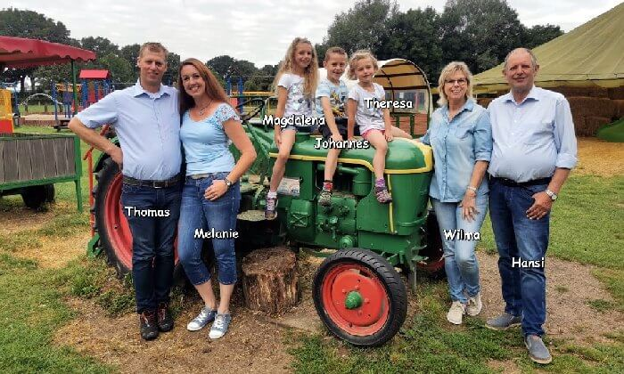 Familie Leiting - Ponyhof-Leiting